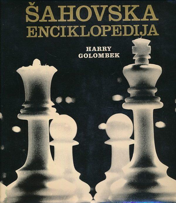 Šahovska enciklopedija Harry Golombek tvrdi uvez