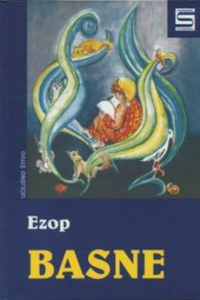 Basne Ezop tvrdi uvez