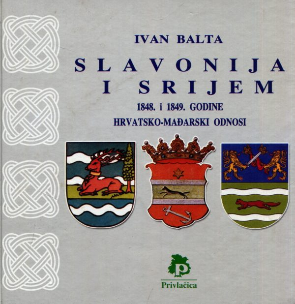 Slavonija i srijem 1848. i 1849. godine