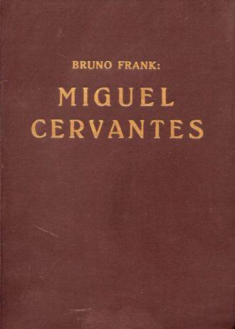 Miguel Cervantes Frank Bruno tvrdi uvez