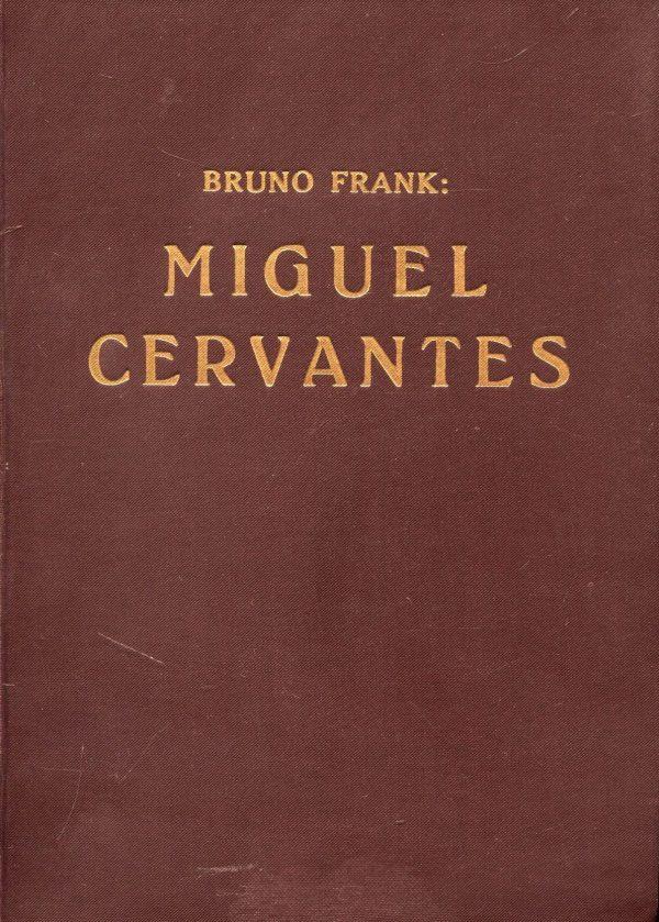Miguel Cervantes