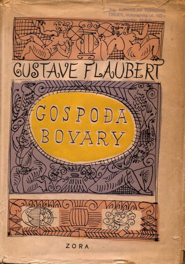 Flaubert Gustave - Gospođa Bovary