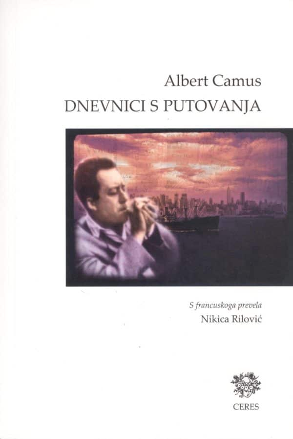 Dnevnici s putovanja Camus Albert meki uvez