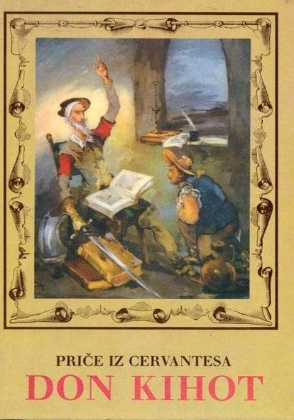 Priče iz Cervantesa - Don Kihot