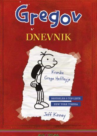 Kinney Jeff, Autor - Gregov dnevnik - Kronike Grega Heffleyja