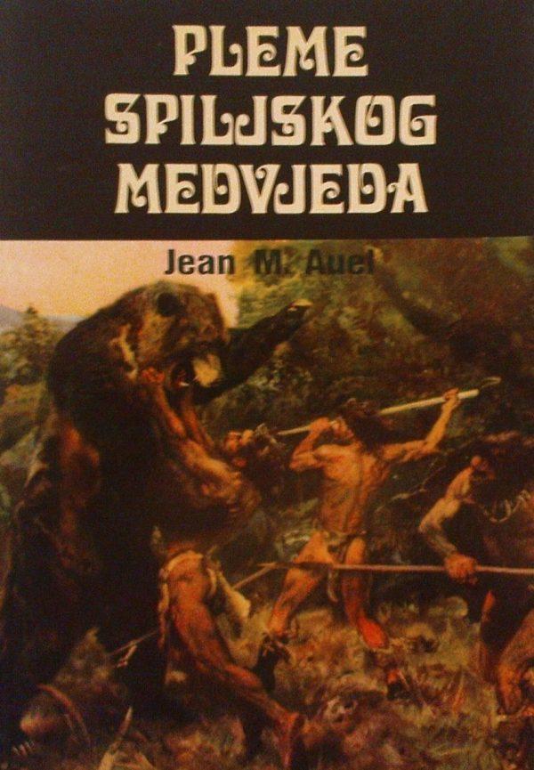 Pleme spiljskog medvjeda Auel Jean M. meki uvez
