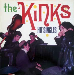 Gramofonska ploča Kinks Hit Singles 7.5.51.436, stanje ploče je 10/10