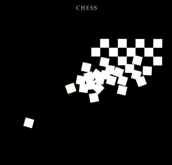 Gramofonska ploča Chess The album lsrca 14003/4, stanje ploče je 10/10