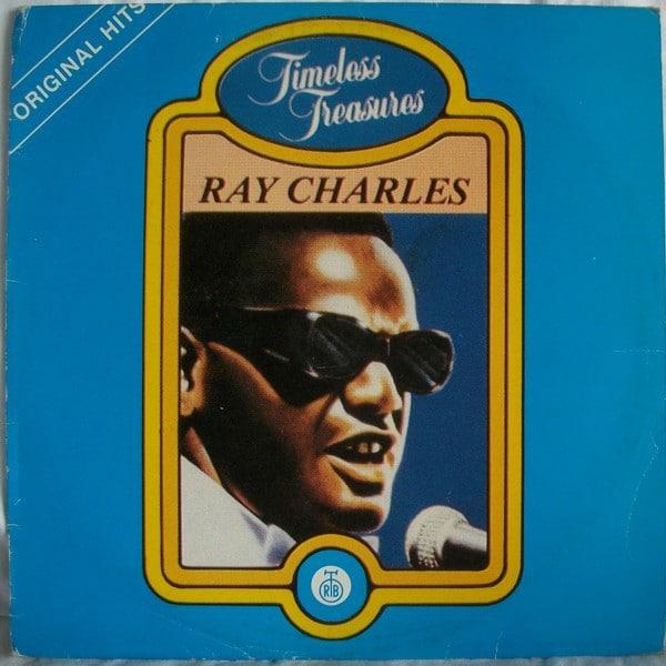Gramofonska ploča Ray Charles Timeless treasures 2223791, stanje ploče je 10/10