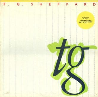 Gramofonska ploča T. G. Shepard Tg wb 1-15282, stanje ploče je 9/10
