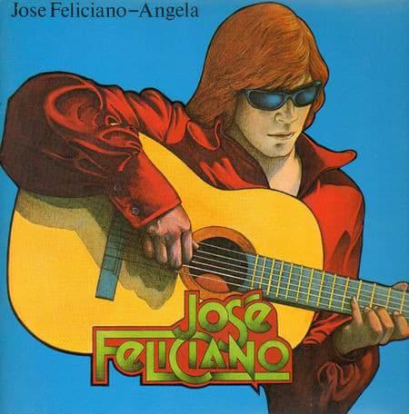 Gramofonska ploča José Feliciano  Angela 3C 064-97849, stanje ploče je 8/10