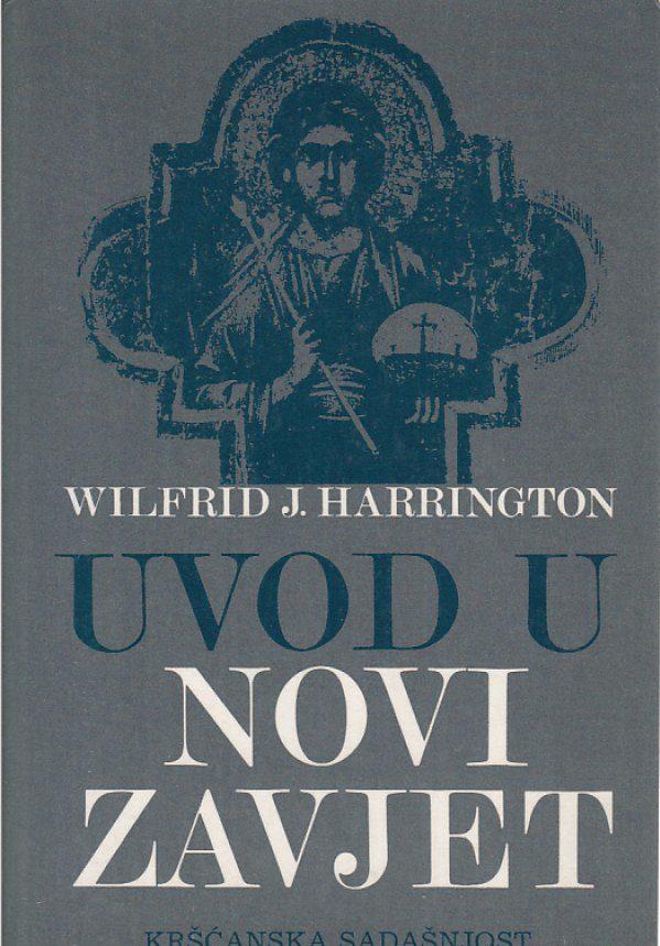 Uvod u novi zavjet Wilfrid J. Harrington meki uvez