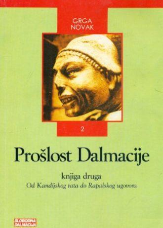 Prošlost Dalmacije I-II