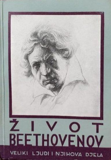 Edouard Herriot Život Beethovenov meki uvez