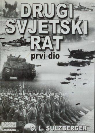 Drugi svjetski rat 1-2 C.l. Sulzberger meki uvez