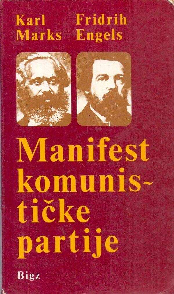 Manifest komunističke partije