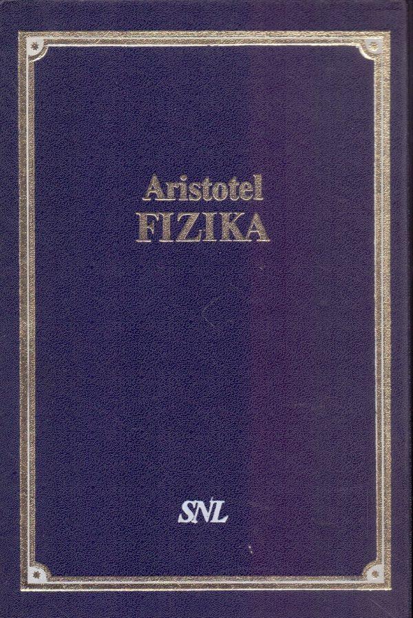Fizika Aristotel tvrdi uvez