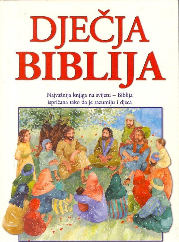 Dječja Biblija Pat Alexander meki uvez