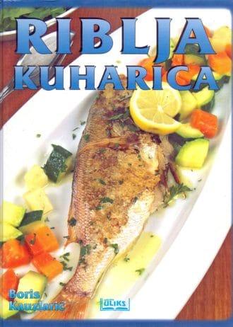 Riblja kuharica Boris Kauzlarić tvrdi uvez
