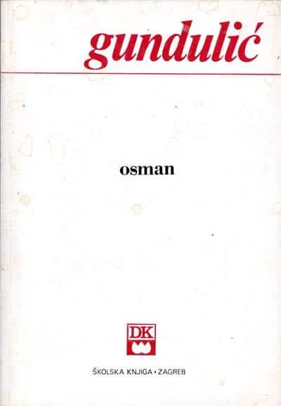 Osman Gundulić Ivan meki uvez