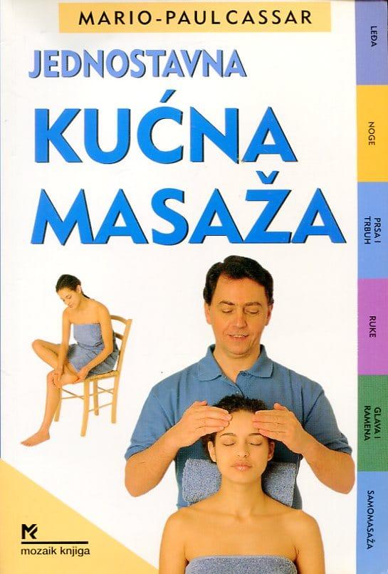 Jednostavna kućna masaža Mario-Paul Casssar meki uvez