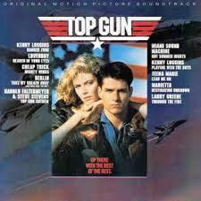 Gramofonska ploča Top Gun Kenny loggins / loverboy / cheap trick / berlin... 70296, stanje ploče je 9/10