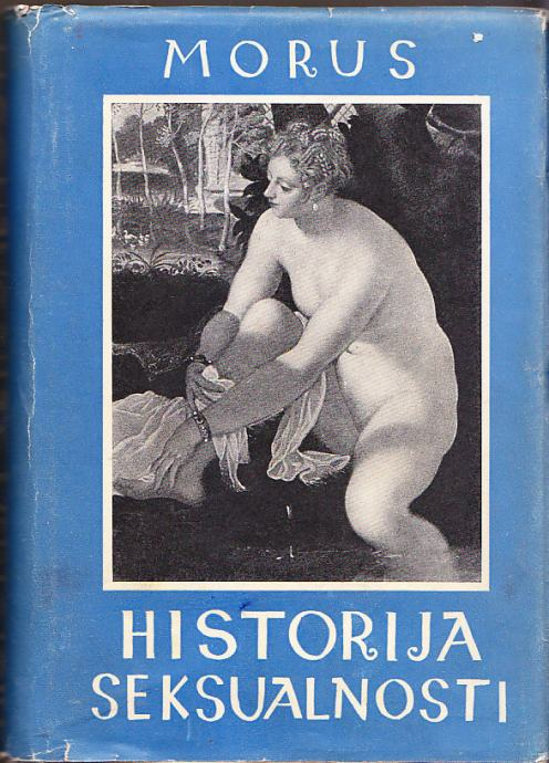 Historija seksualnosti Morus tvrdi uvez