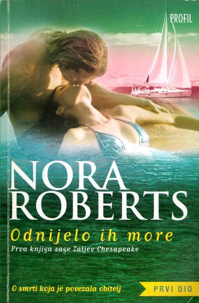 Odnijelo ih more 1 - 3 Roberts Nora meki uvez