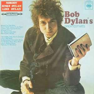 Gramofonska ploča Bob Dylan Bob Dylan's Greatest Hits S 62694, stanje ploče je 10/10
