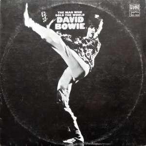 Gramofonska ploča David Bowie The Man Who Sold The World LSRCA 70520, stanje ploče je 10/10