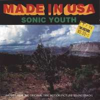 Made in USA Sonic Youth