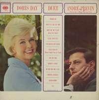 Gramofonska ploča Doris Day And Andre Previn With Andre Previn Trio Duet CL 1752, stanje ploče je 9/10