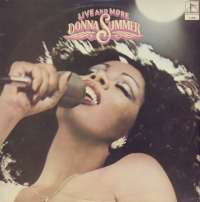 Live And More Donna Summer