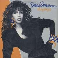 Gramofonska ploča Donna Summer All Systems Go LSGEFF 73212, stanje ploče je 10/10