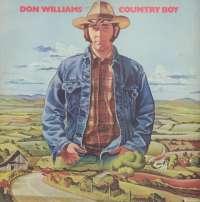 Gramofonska ploča Don Williams Country Boy LP 5912, stanje ploče je 9/10
