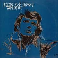 Gramofonska ploča Don McLean Tapestry UAS 29350
