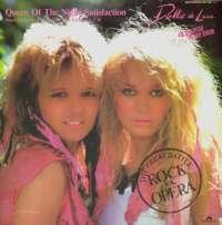 Gramofonska ploča Dollie De Luxe Queen Of The Night / Satisfaction 881 595-1, stanje ploče je 10/10