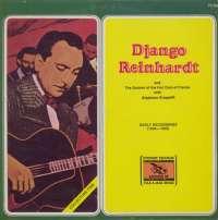 Gramofonska ploča Django Reinhardt Early Recordings 2221438, stanje ploče je 10/10