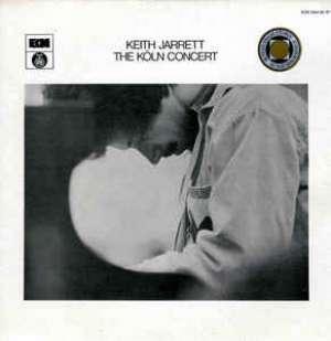 Gramofonska ploča Keith Jarrett The Köln Concert ECM 1064/65 ST, stanje ploče je 10/10
