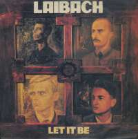 Gramofonska ploča Laibach Let It Be LL 1729, stanje ploče je 9/10