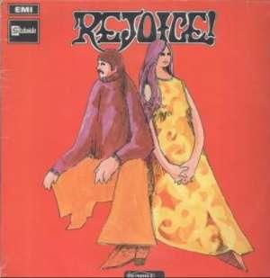Gramofonska ploča Rejoice Rejoice! SL 5009, stanje ploče je 9/10