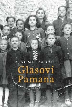 Glasovi Pamana Cabre Jaume tvrdi uvez