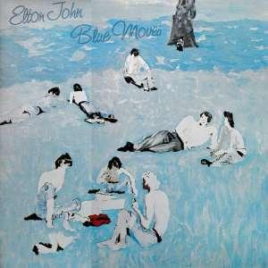 Gramofonska ploča Elton John Blue Moves LSR 75049/50, stanje ploče je 10/10