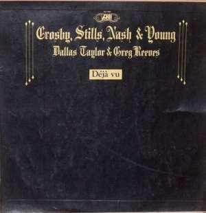 Gramofonska ploča Crosby, Stills, Nash & Young Déjà Vu SD 7200, stanje ploče je 7/10