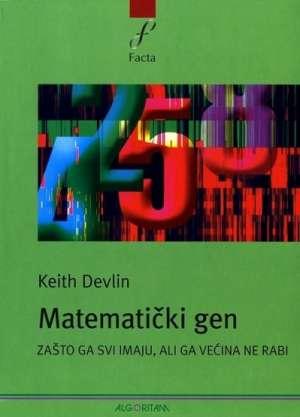 Keith Devlin, Autor - Matematički gen