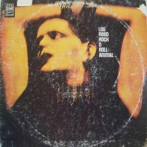 Gramofonska ploča Lou Reed Rock N Roll Animal LSRCA 73010, stanje ploče je 9/10