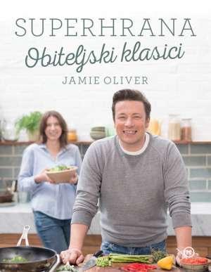 Jamie Oliver, Autor - Superhrana