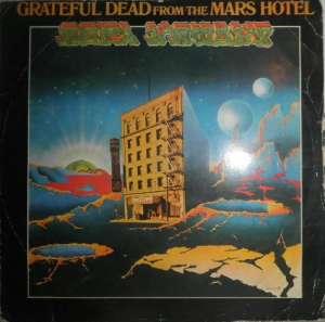 Gramofonska ploča Grateful Dead From The Mars Hotel WB 59302, stanje ploče je 10/10