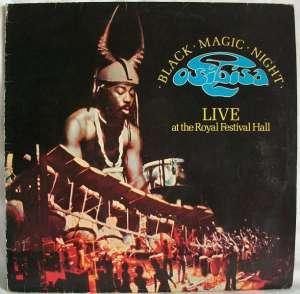 Gramofonska ploča Osibisa Black Magic Night - Live At The Royal Festival Hall LSBRO-70879-3, stanje ploče je 10/10