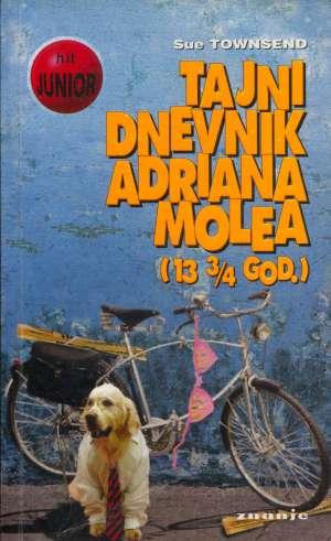 Tajni dnevnik Adriana Molea (13 3/4 god.) Townsend Sue meki uvez